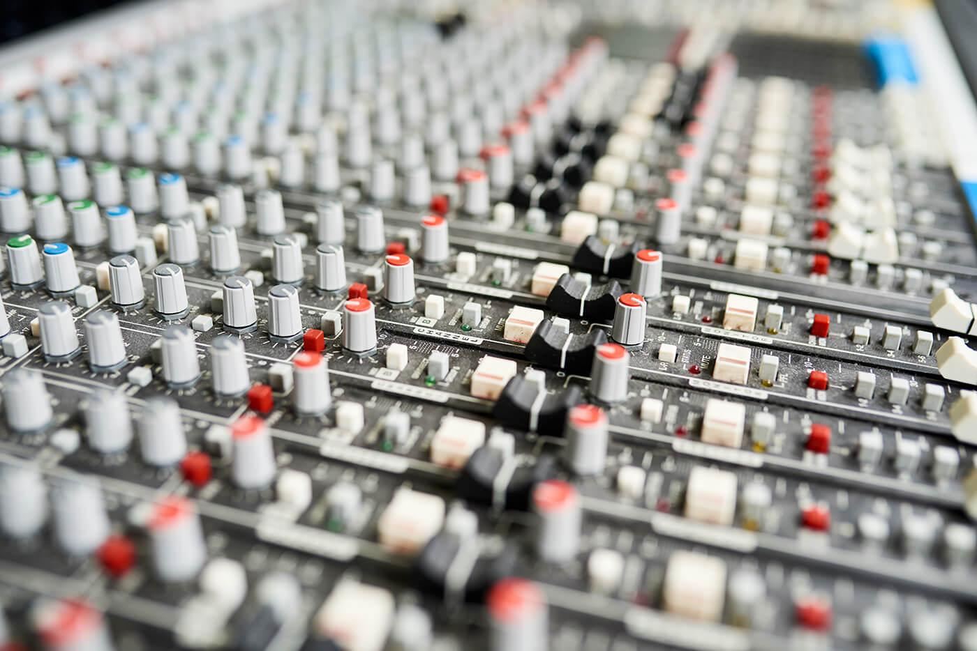 audio production company